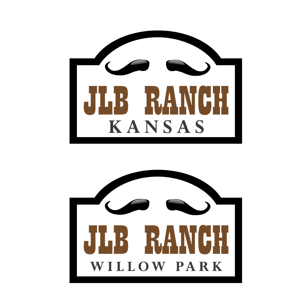 Logo Design by rockin - Entry No. 2 in the Logo Design Contest Logo Design Needed for Exciting New Company JLB Ranch Kansas.