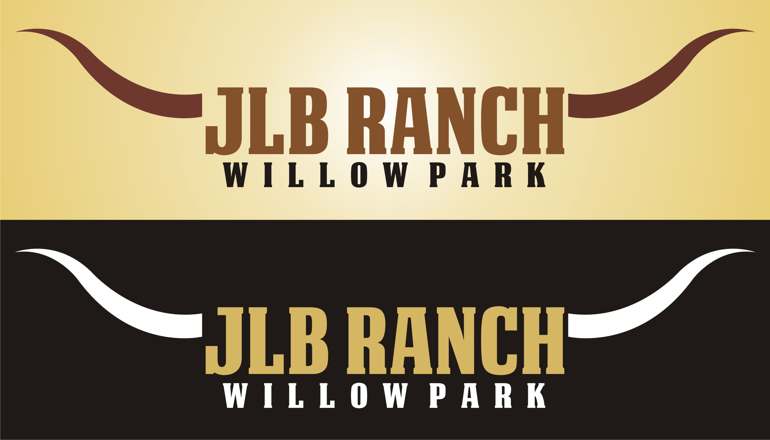 Logo Design by kambal - Entry No. 4 in the Logo Design Contest Logo Design Needed for Exciting New Company JLB Ranch Kansas.
