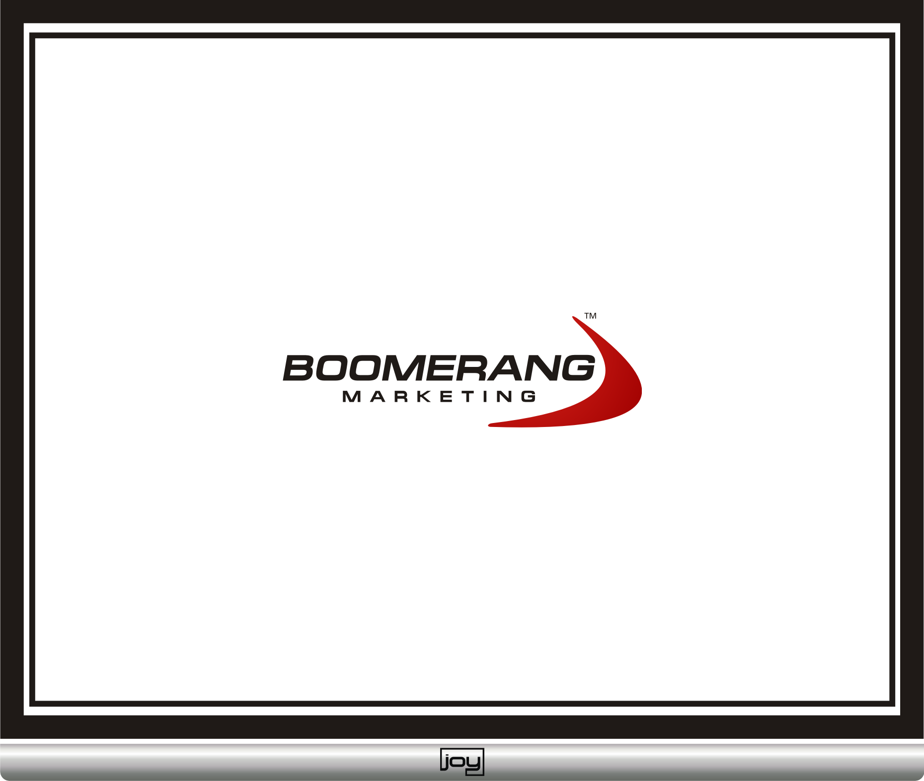 Logo Design by joysetiawan - Entry No. 72 in the Logo Design Contest Unique Logo Design Wanted for Boomerang Marketing.