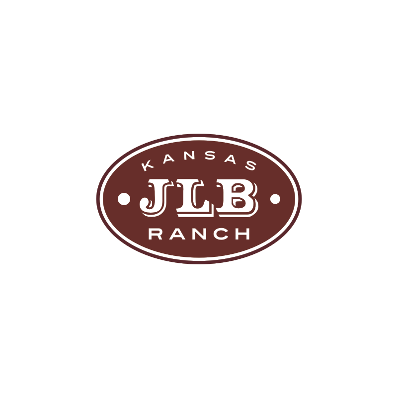 Logo Design by Private User - Entry No. 10 in the Logo Design Contest Logo Design Needed for Exciting New Company JLB Ranch Kansas.
