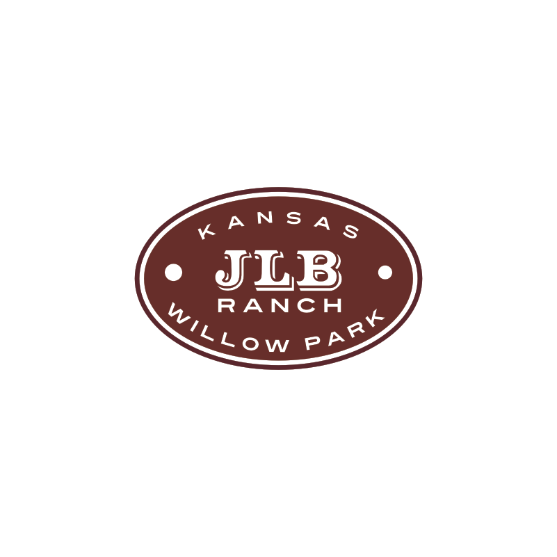Logo Design by Private User - Entry No. 15 in the Logo Design Contest Logo Design Needed for Exciting New Company JLB Ranch Kansas.