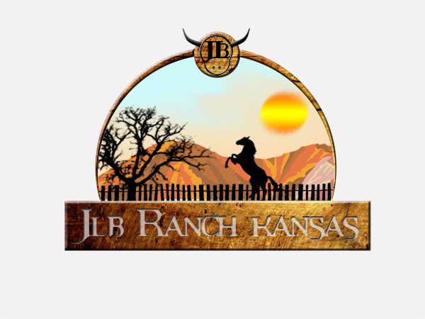 Logo Design by Mythos Designs - Entry No. 27 in the Logo Design Contest Logo Design Needed for Exciting New Company JLB Ranch Kansas.