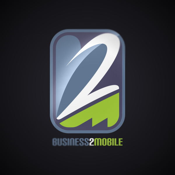 Logo Design by Private User - Entry No. 125 in the Logo Design Contest Logo Design Needed for Exciting New Company Business2Mobile - B2M.