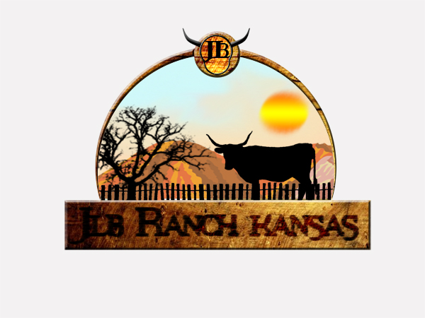 Logo Design by Mythos Designs - Entry No. 31 in the Logo Design Contest Logo Design Needed for Exciting New Company JLB Ranch Kansas.