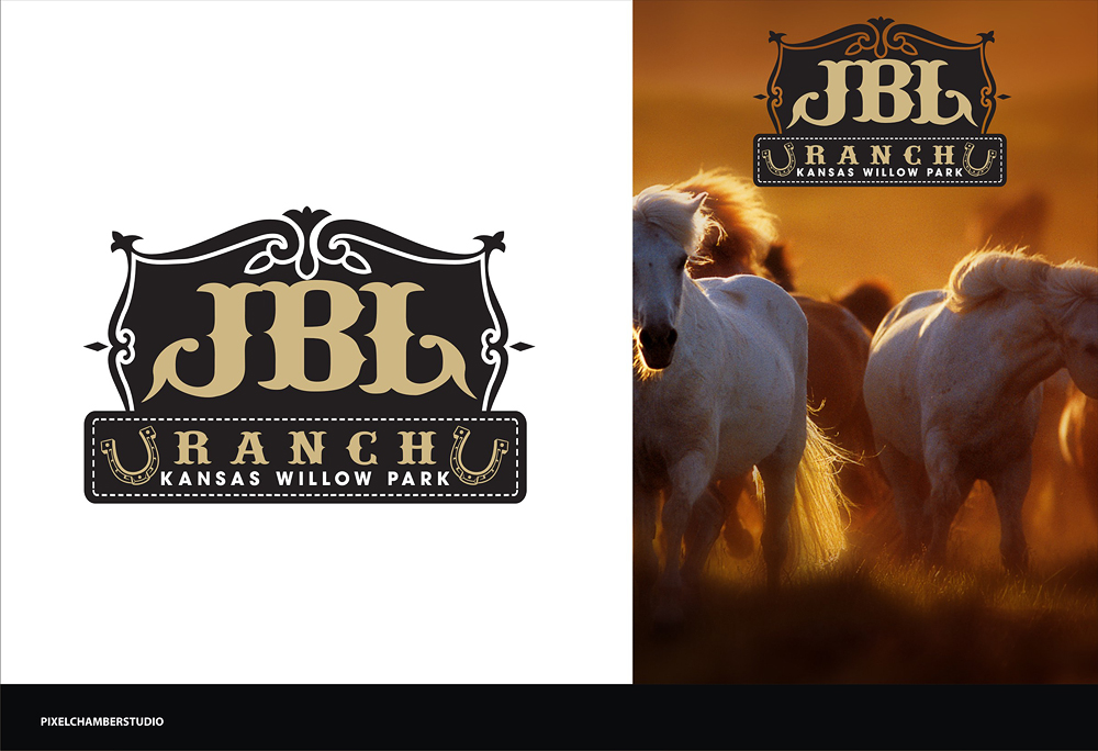 Logo Design by Julius Niro - Entry No. 32 in the Logo Design Contest Logo Design Needed for Exciting New Company JLB Ranch Kansas.