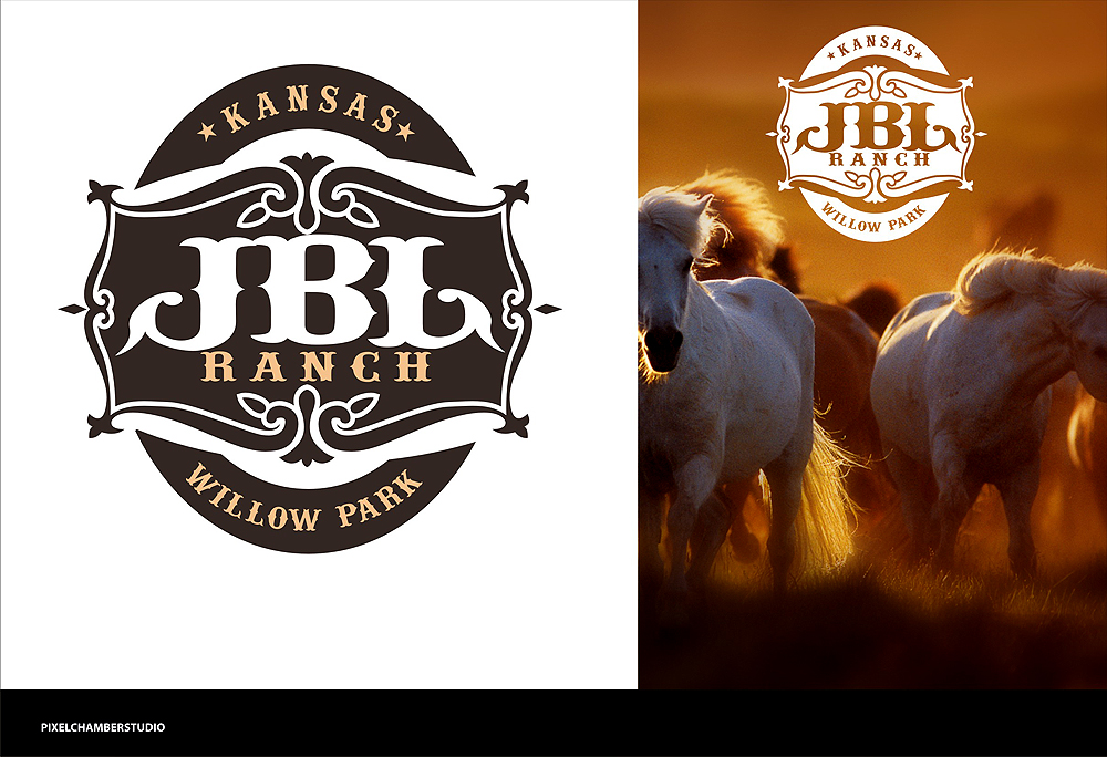 Logo Design by Julius Niro - Entry No. 33 in the Logo Design Contest Logo Design Needed for Exciting New Company JLB Ranch Kansas.