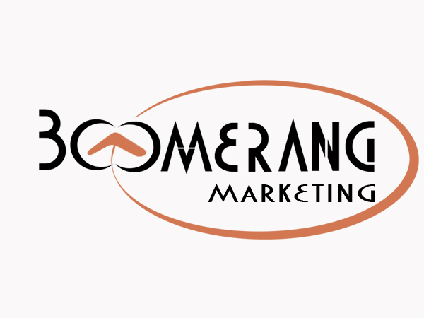 Logo Design by Mythos Designs - Entry No. 81 in the Logo Design Contest Unique Logo Design Wanted for Boomerang Marketing.