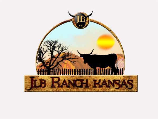 Logo Design by Mythos Designs - Entry No. 43 in the Logo Design Contest Logo Design Needed for Exciting New Company JLB Ranch Kansas.