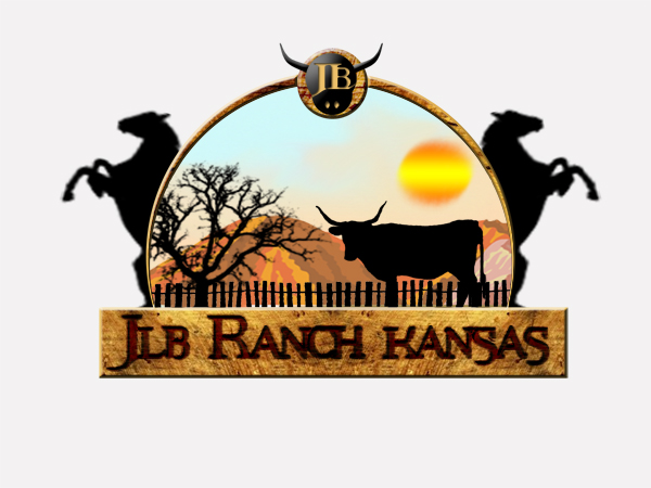 Logo Design by Mythos Designs - Entry No. 44 in the Logo Design Contest Logo Design Needed for Exciting New Company JLB Ranch Kansas.
