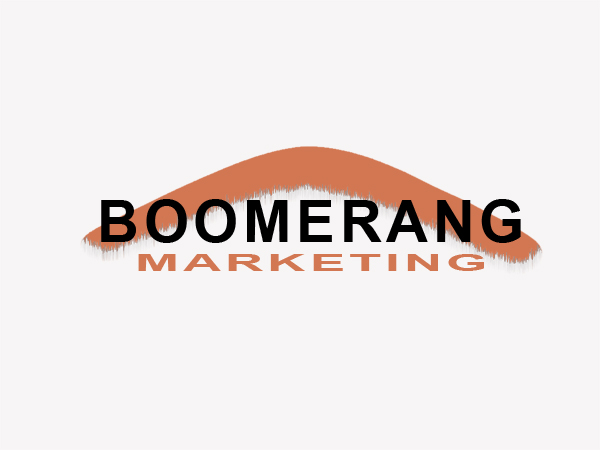 Logo Design by Mythos Designs - Entry No. 86 in the Logo Design Contest Unique Logo Design Wanted for Boomerang Marketing.