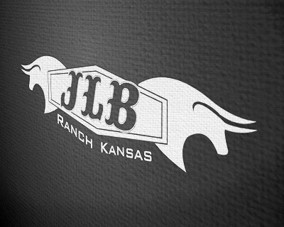 Logo Design by Think - Entry No. 49 in the Logo Design Contest Logo Design Needed for Exciting New Company JLB Ranch Kansas.