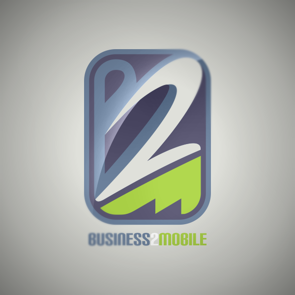 Logo Design by Private User - Entry No. 140 in the Logo Design Contest Logo Design Needed for Exciting New Company Business2Mobile - B2M.