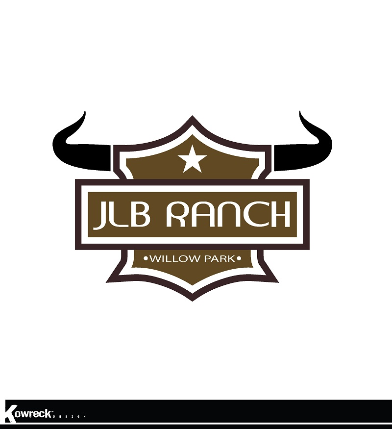 Logo Design by kowreck - Entry No. 66 in the Logo Design Contest Logo Design Needed for Exciting New Company JLB Ranch Kansas.
