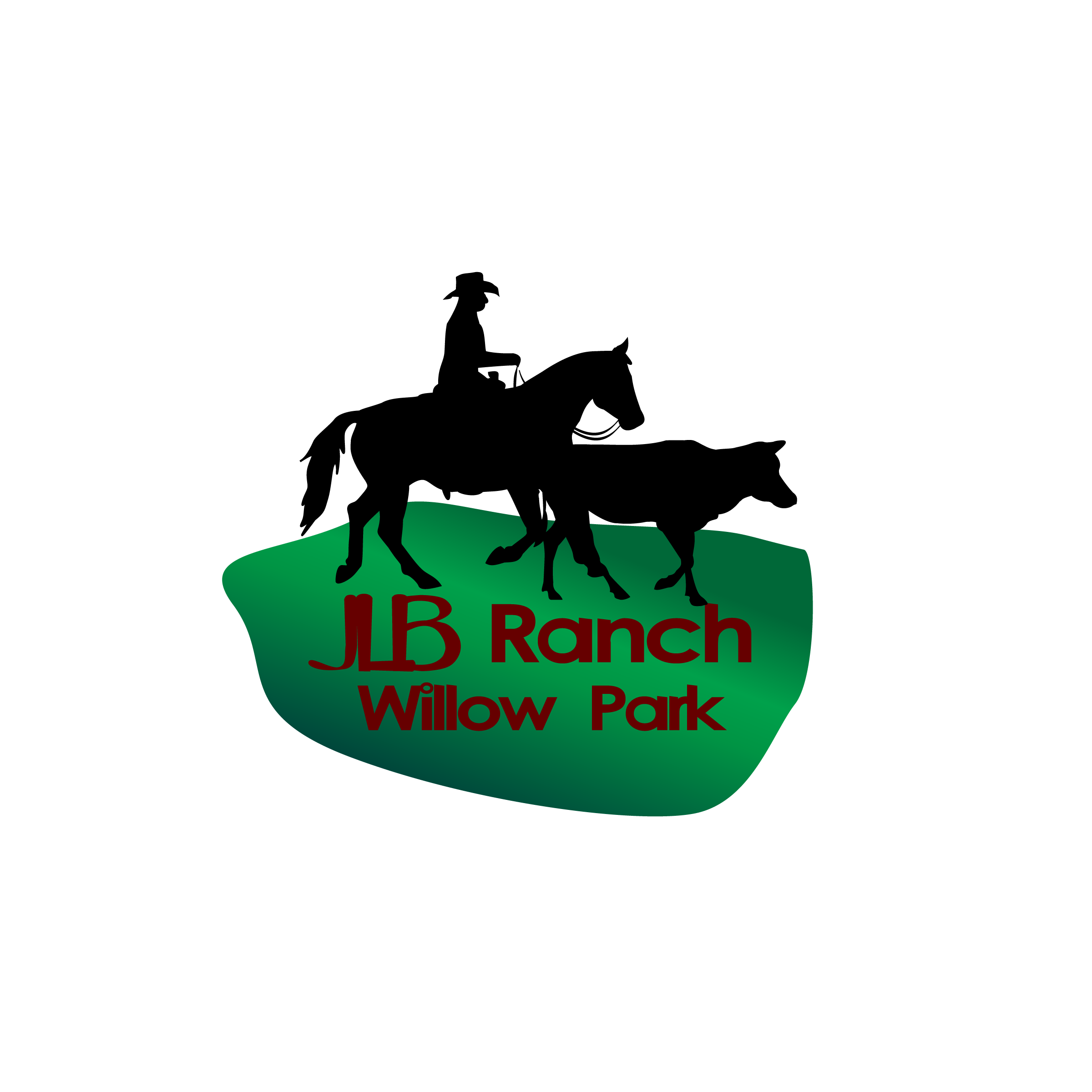 Logo Design by Nancy Grant - Entry No. 69 in the Logo Design Contest Logo Design Needed for Exciting New Company JLB Ranch Kansas.