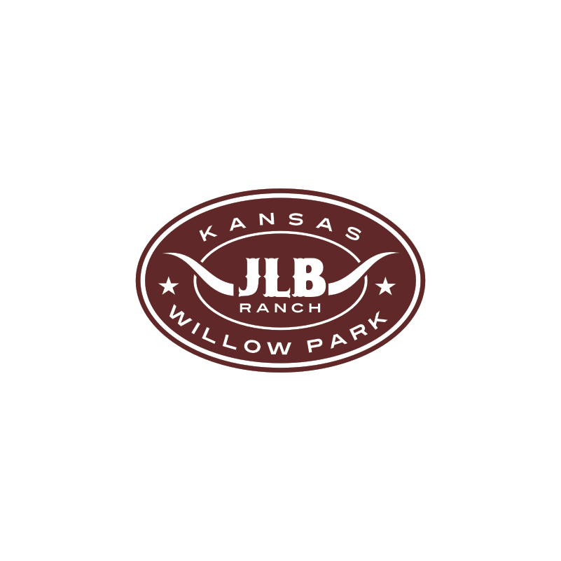 Logo Design by Private User - Entry No. 74 in the Logo Design Contest Logo Design Needed for Exciting New Company JLB Ranch Kansas.
