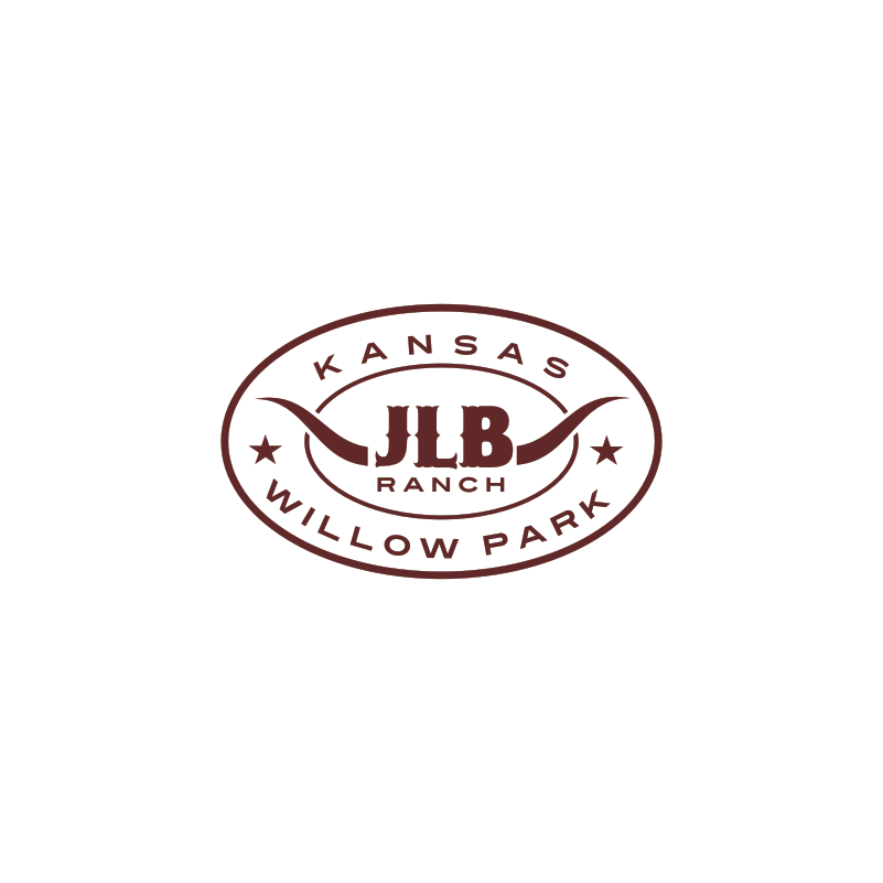 Logo Design by Private User - Entry No. 75 in the Logo Design Contest Logo Design Needed for Exciting New Company JLB Ranch Kansas.