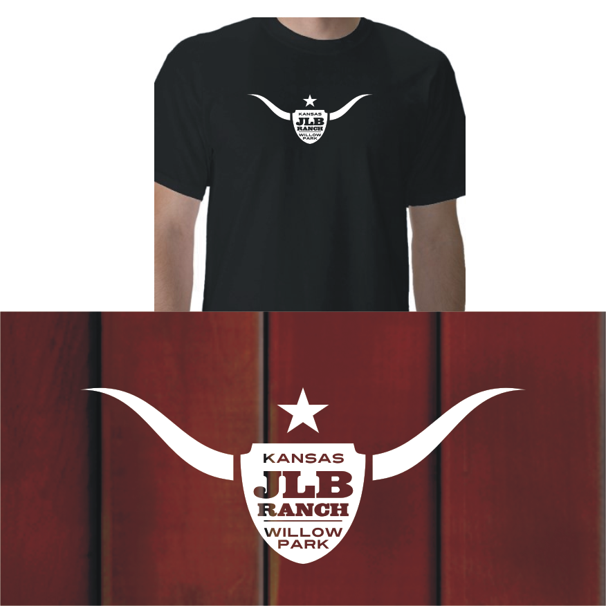 Logo Design by Private User - Entry No. 81 in the Logo Design Contest Logo Design Needed for Exciting New Company JLB Ranch Kansas.
