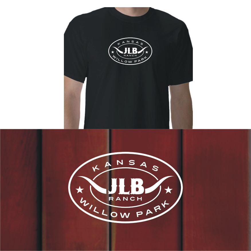 Logo Design by Private User - Entry No. 82 in the Logo Design Contest Logo Design Needed for Exciting New Company JLB Ranch Kansas.