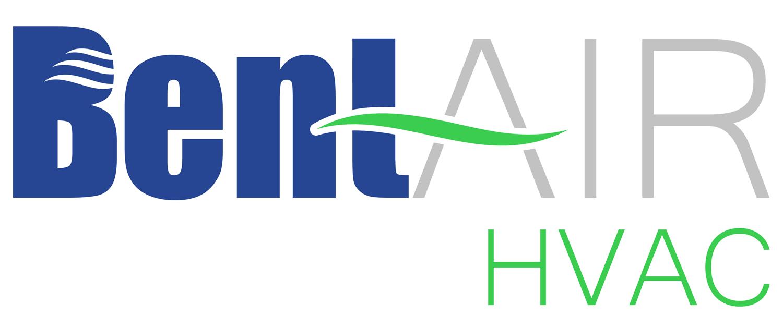 Logo Design by Jeff Gilmet - Entry No. 128 in the Logo Design Contest BentAir HVAC Logo Design.