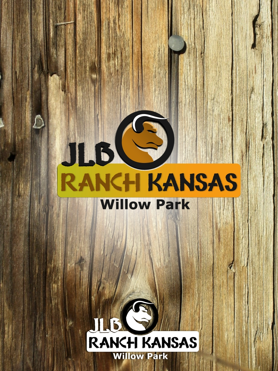 Logo Design by Private User - Entry No. 111 in the Logo Design Contest Logo Design Needed for Exciting New Company JLB Ranch Kansas.