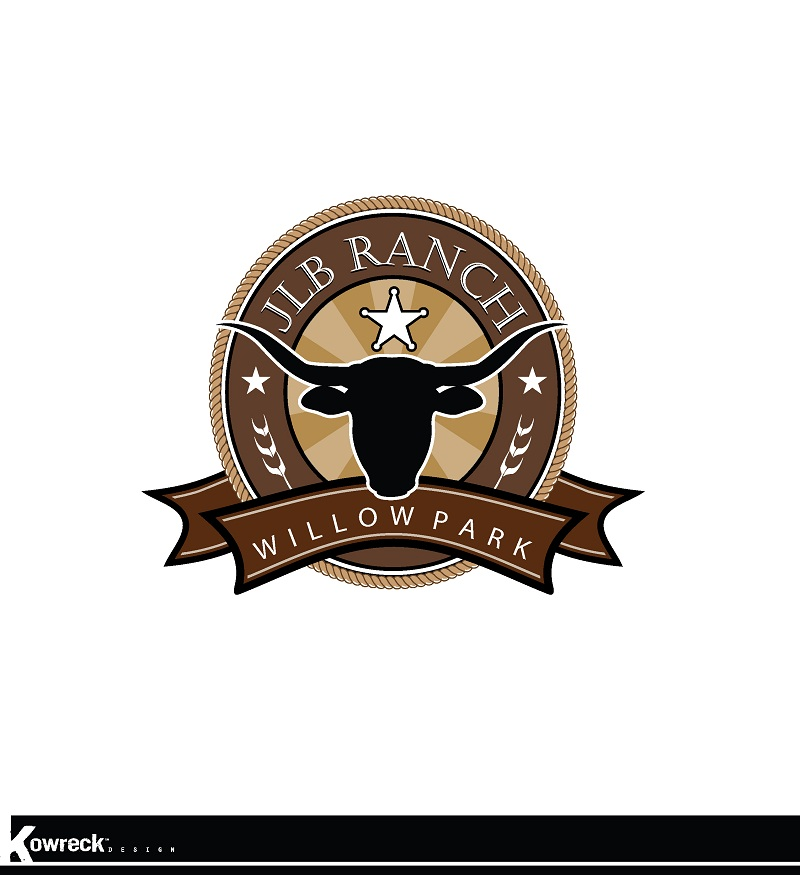 Logo Design by kowreck - Entry No. 113 in the Logo Design Contest Logo Design Needed for Exciting New Company JLB Ranch Kansas.