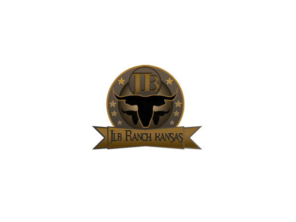 Logo Design by Mythos Designs - Entry No. 116 in the Logo Design Contest Logo Design Needed for Exciting New Company JLB Ranch Kansas.