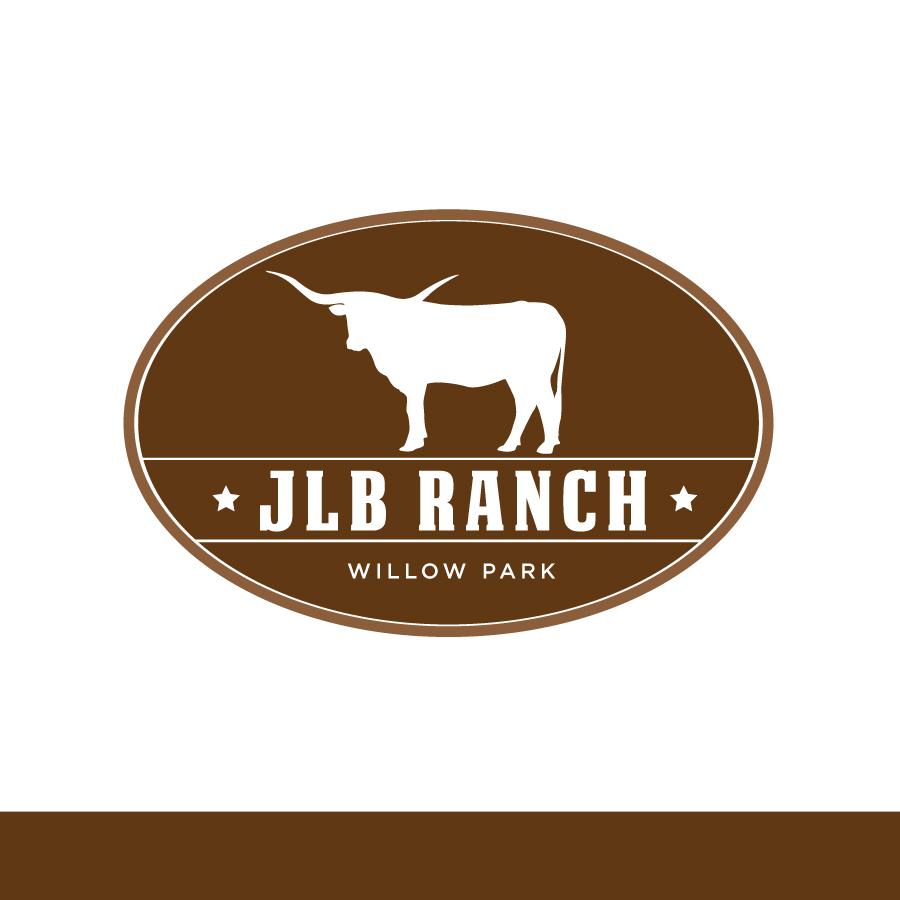 Logo Design by Edward Goodwin - Entry No. 130 in the Logo Design Contest Logo Design Needed for Exciting New Company JLB Ranch Kansas.
