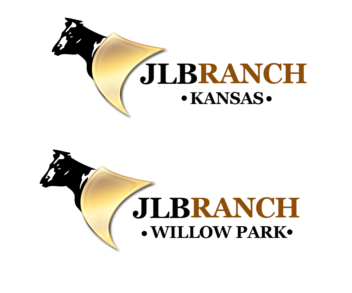Logo Design by Private User - Entry No. 134 in the Logo Design Contest Logo Design Needed for Exciting New Company JLB Ranch Kansas.