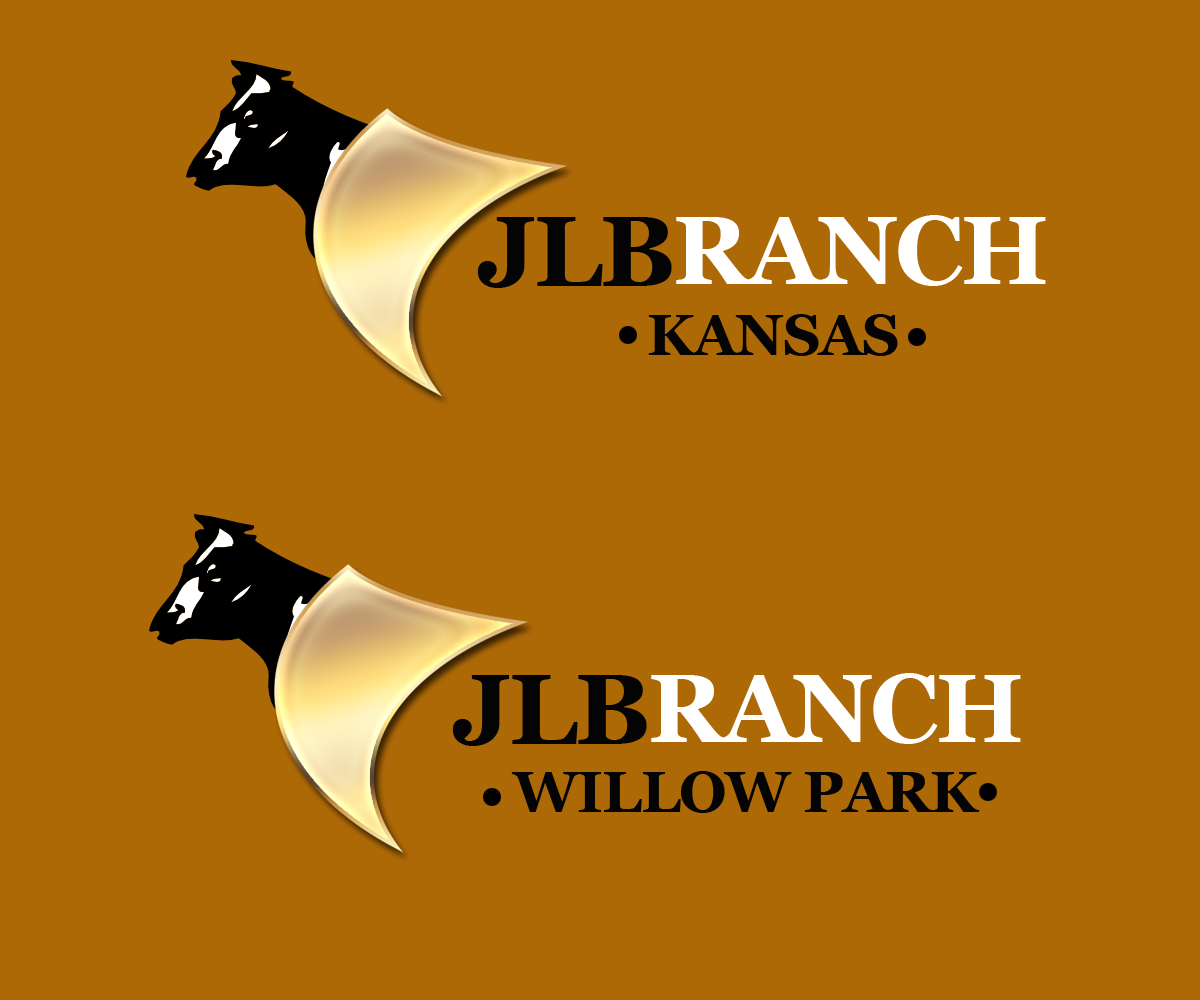 Logo Design by Private User - Entry No. 135 in the Logo Design Contest Logo Design Needed for Exciting New Company JLB Ranch Kansas.
