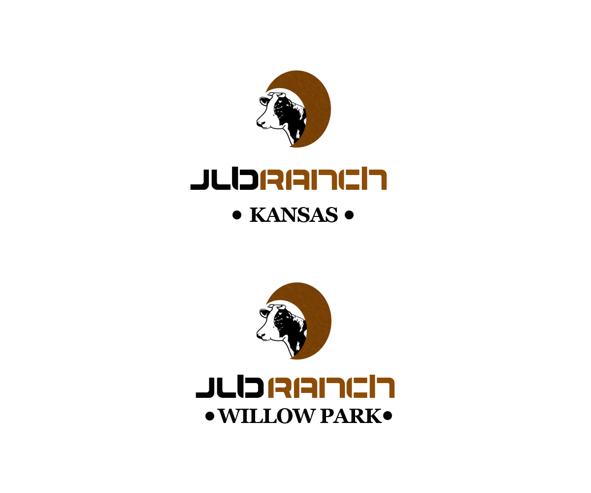 Logo Design by Private User - Entry No. 136 in the Logo Design Contest Logo Design Needed for Exciting New Company JLB Ranch Kansas.
