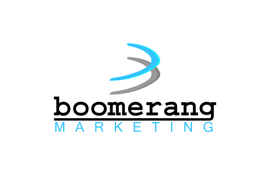 Logo Design by Private User - Entry No. 124 in the Logo Design Contest Unique Logo Design Wanted for Boomerang Marketing.