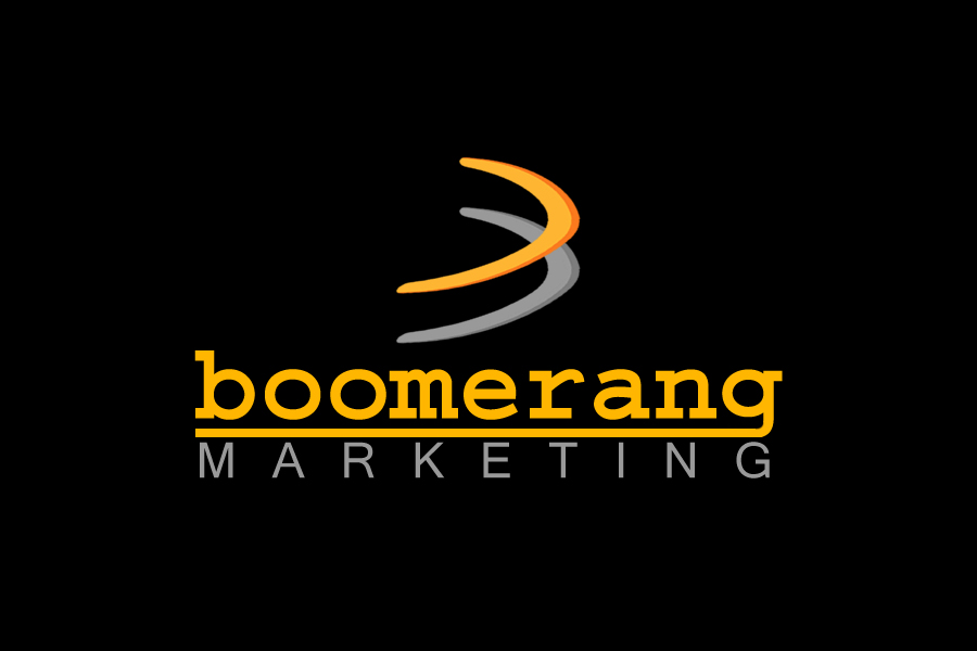 Logo Design by Private User - Entry No. 127 in the Logo Design Contest Unique Logo Design Wanted for Boomerang Marketing.