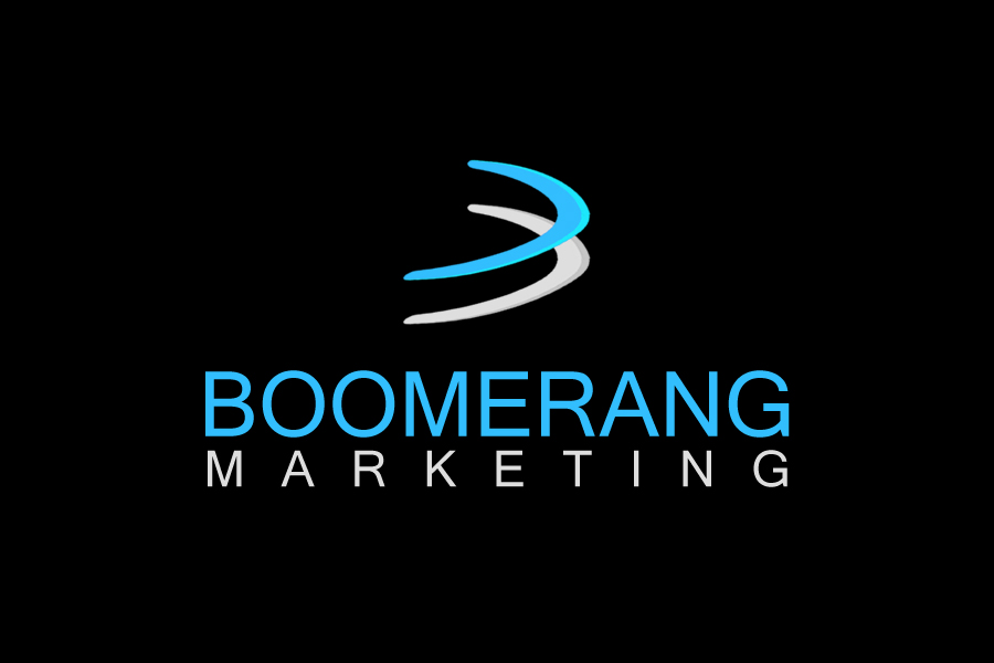 Logo Design by Private User - Entry No. 129 in the Logo Design Contest Unique Logo Design Wanted for Boomerang Marketing.