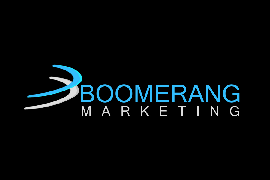 Logo Design by Private User - Entry No. 130 in the Logo Design Contest Unique Logo Design Wanted for Boomerang Marketing.