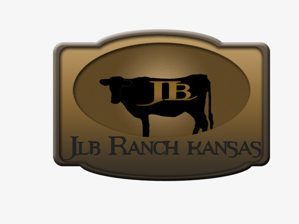 Logo Design by Mythos Designs - Entry No. 143 in the Logo Design Contest Logo Design Needed for Exciting New Company JLB Ranch Kansas.