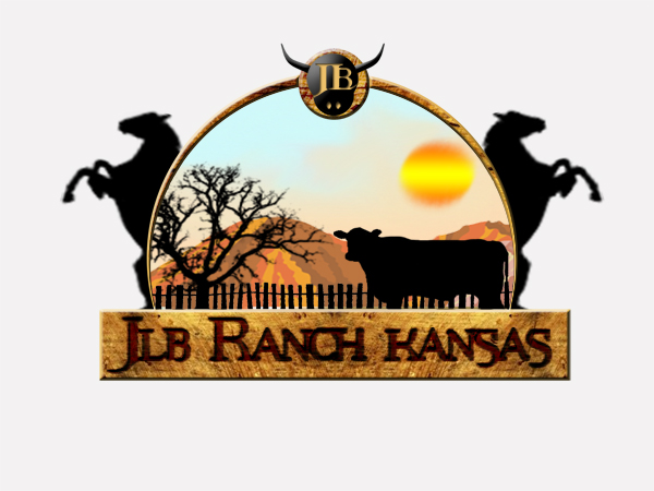 Logo Design by Mythos Designs - Entry No. 152 in the Logo Design Contest Logo Design Needed for Exciting New Company JLB Ranch Kansas.