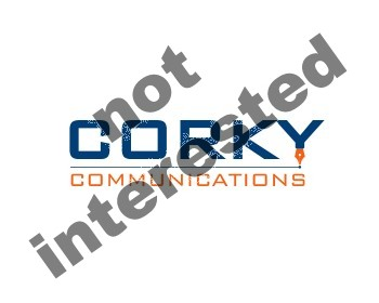 Logo Design by noq - Entry No. 57 in the Logo Design Contest Corky Communications.