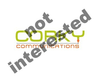 Logo Design by noq - Entry No. 58 in the Logo Design Contest Corky Communications.