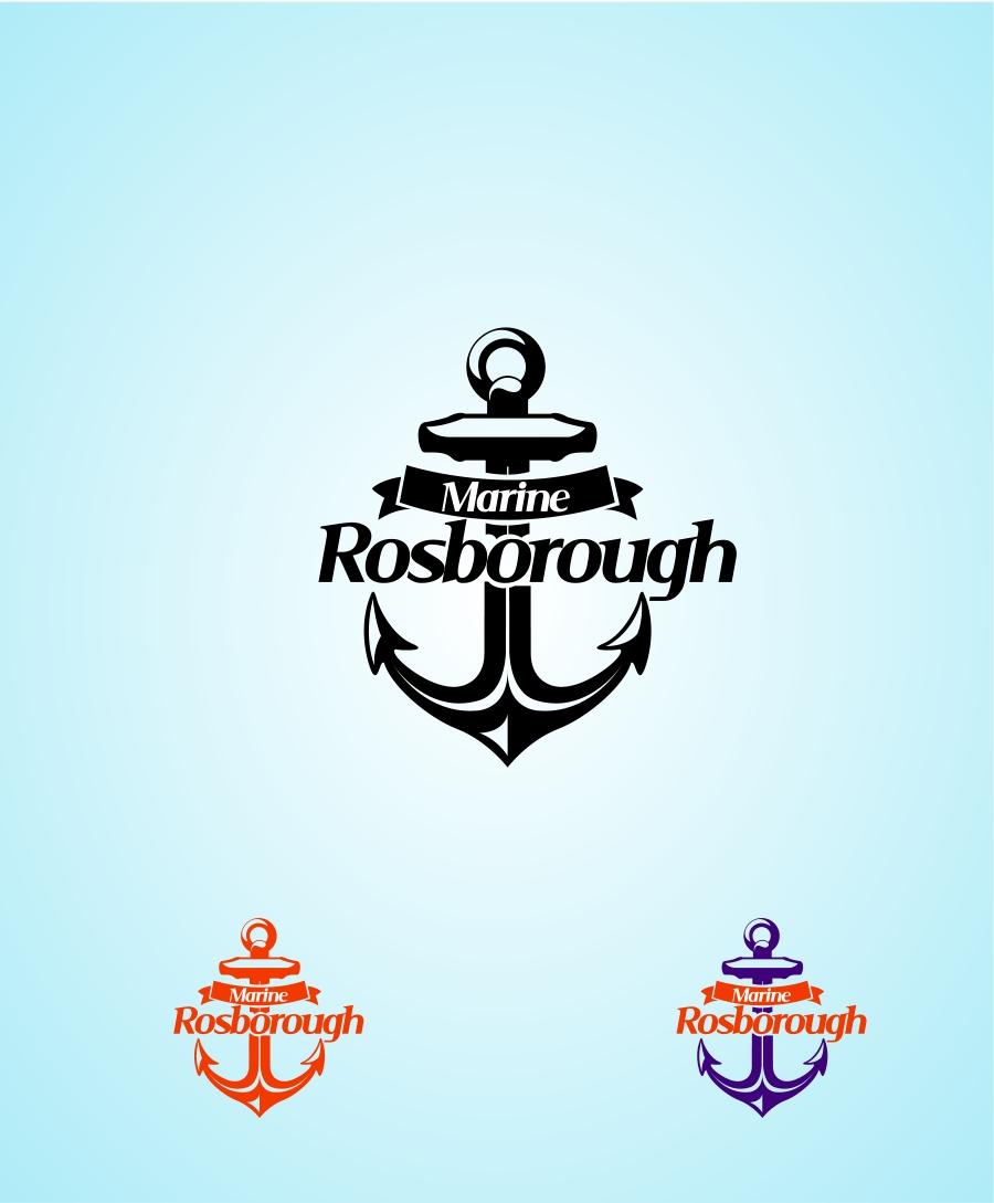Logo Design by Private User - Entry No. 1 in the Logo Design Contest Rosborough Marine Centre Logo Design.