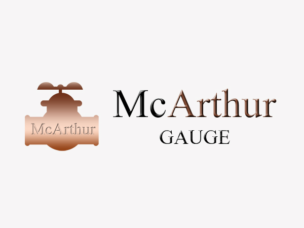 Logo Design by Mythos Designs - Entry No. 11 in the Logo Design Contest Fun Logo Design for MacArthur Gauge.