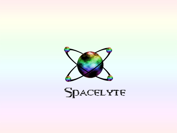Logo Design by Mythos Designs - Entry No. 1 in the Logo Design Contest Fun Logo Design for Spacelyte.
