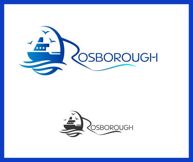 Logo Design by Clifton Gage - Entry No. 16 in the Logo Design Contest Rosborough Marine Centre Logo Design.