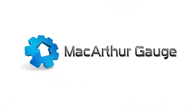 Logo Design by Zemzoumi Radouane - Entry No. 19 in the Logo Design Contest Fun Logo Design for MacArthur Gauge.