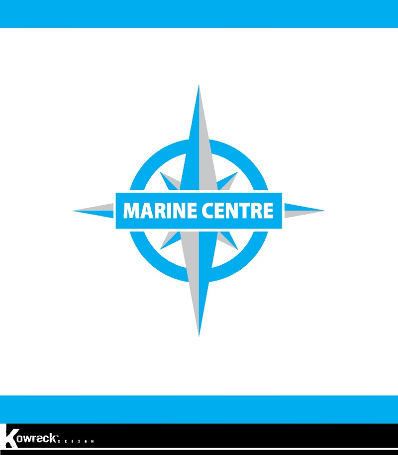 Logo Design by kowreck - Entry No. 21 in the Logo Design Contest Rosborough Marine Centre Logo Design.