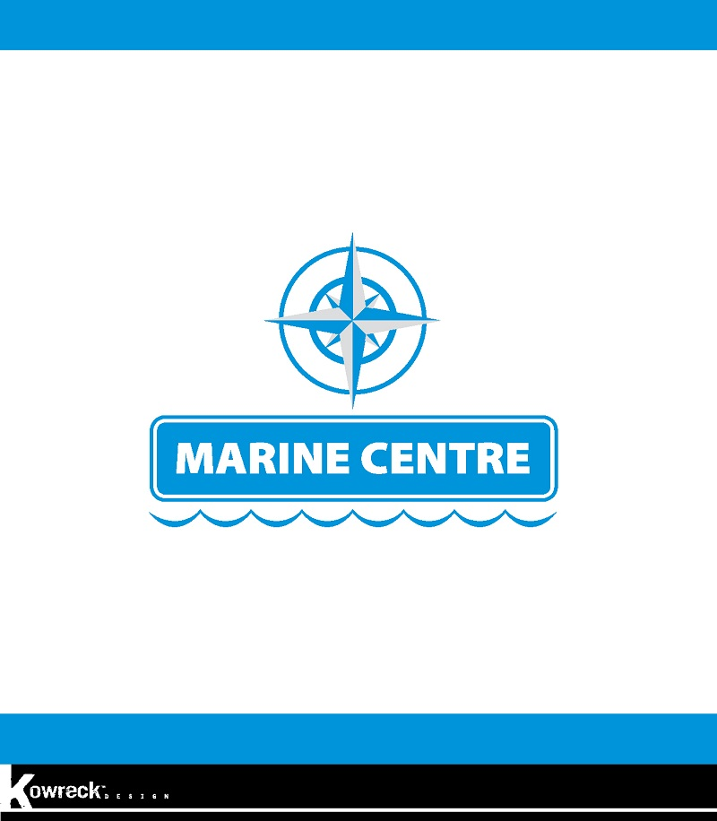 Logo Design by kowreck - Entry No. 22 in the Logo Design Contest Rosborough Marine Centre Logo Design.
