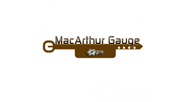 Logo Design by Zemzoumi Radouane - Entry No. 27 in the Logo Design Contest Fun Logo Design for MacArthur Gauge.