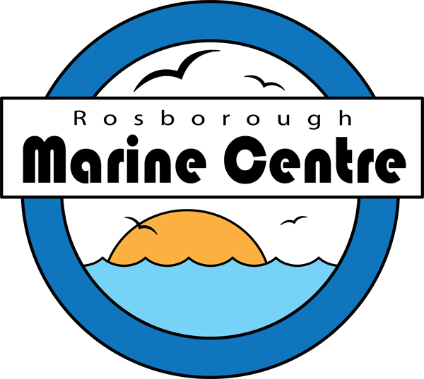 Logo Design by Lefky - Entry No. 28 in the Logo Design Contest Rosborough Marine Centre Logo Design.