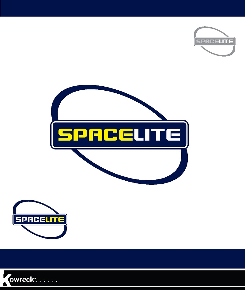 Logo Design by kowreck - Entry No. 22 in the Logo Design Contest Fun Logo Design for Spacelyte.
