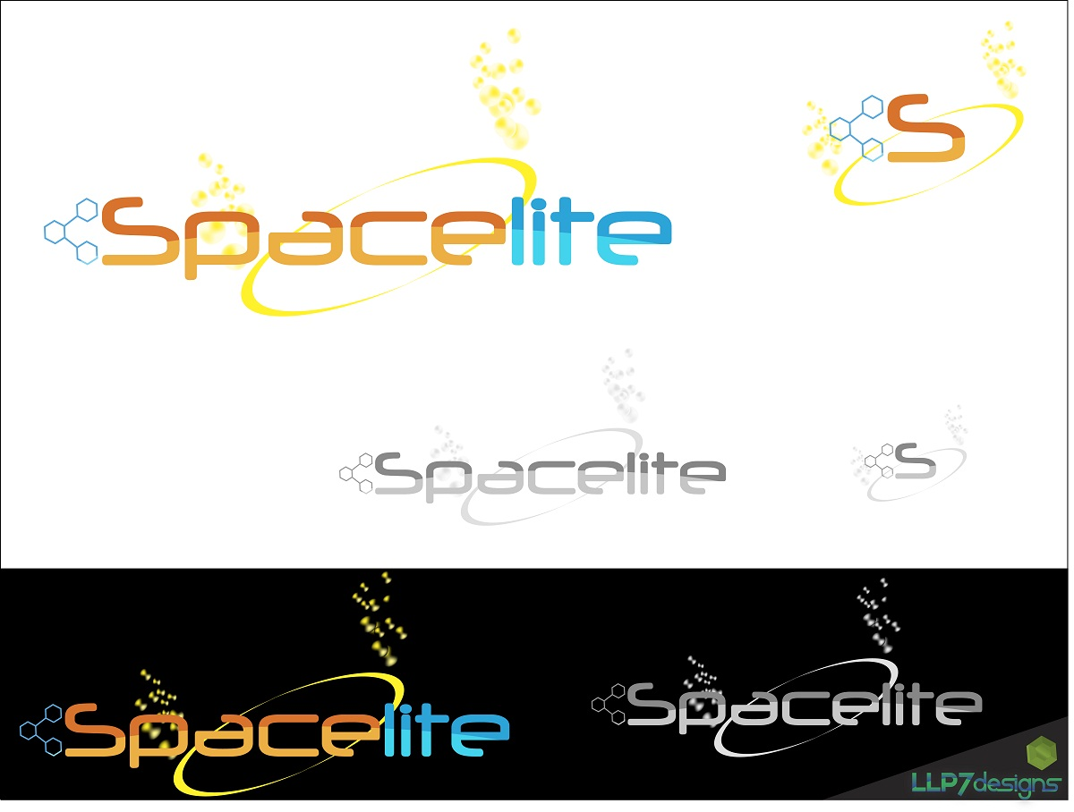 Logo Design by LLP7 - Entry No. 23 in the Logo Design Contest Fun Logo Design for Spacelyte.