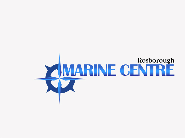 Logo Design by Mythos Designs - Entry No. 45 in the Logo Design Contest Rosborough Marine Centre Logo Design.